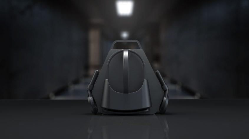 Final Thesis. Computer case for VR-devices. Eetu-Kasper Heikkinen. 2019.
